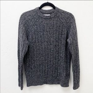 Everlane Sweater Wool Cashmere Ribbed